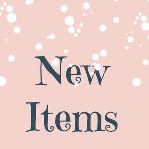 Just added new MUST SEE items to my closet!